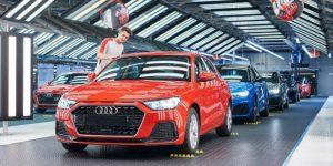 самая маленькая модель Audi