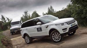 Land Rover Defender Sport