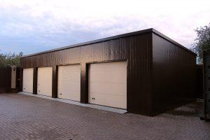 перевозка цельносварного гаража
